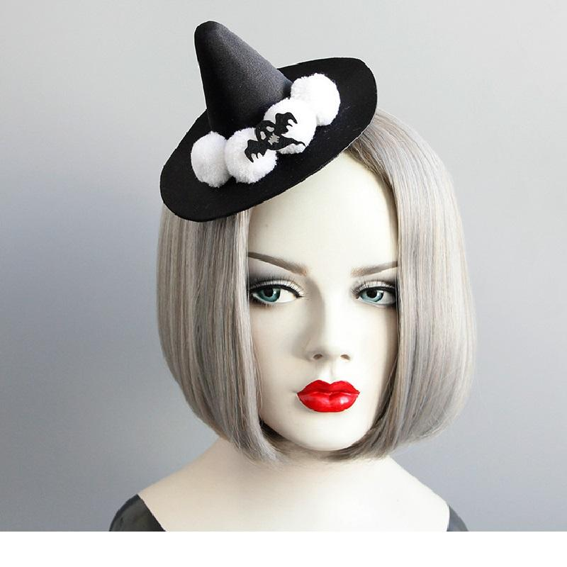 Ghost Witch Halloween Hat