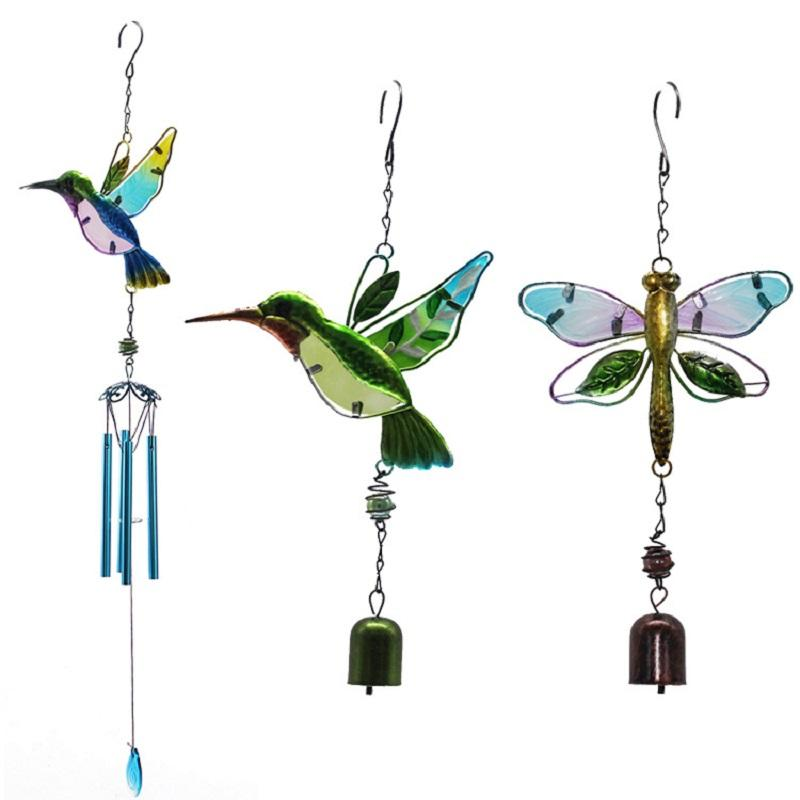 Hummingbird/Insect Wind Chimes