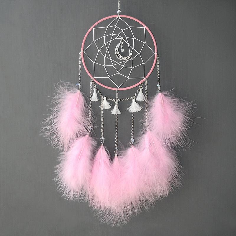 Moonlight Dream Catcher Wind Chimes
