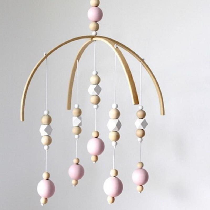 Wooden Beads Wind Chimes
