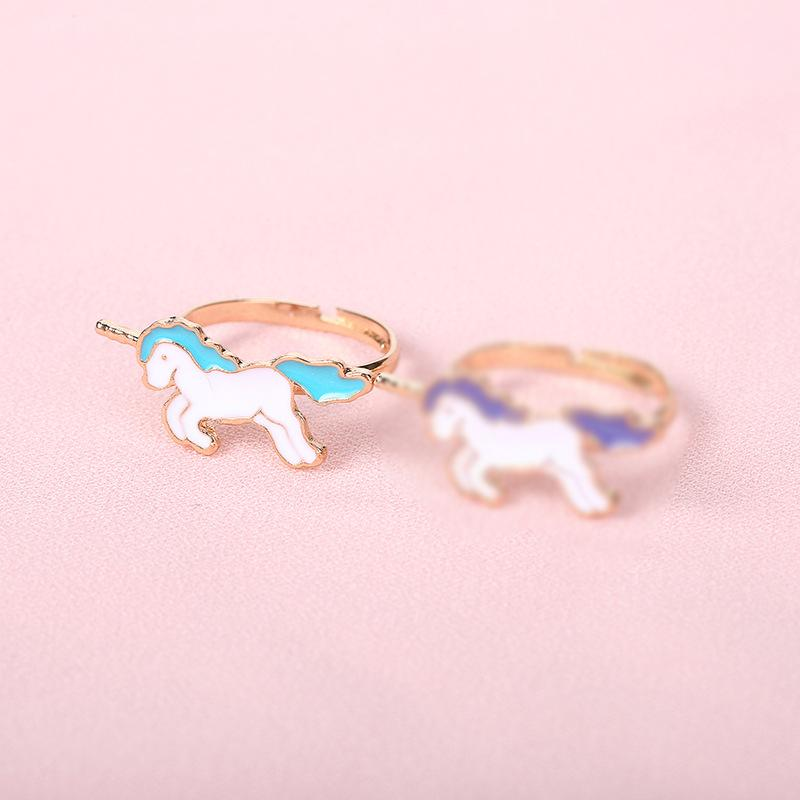 Cute Unicorn Ring/Pendant