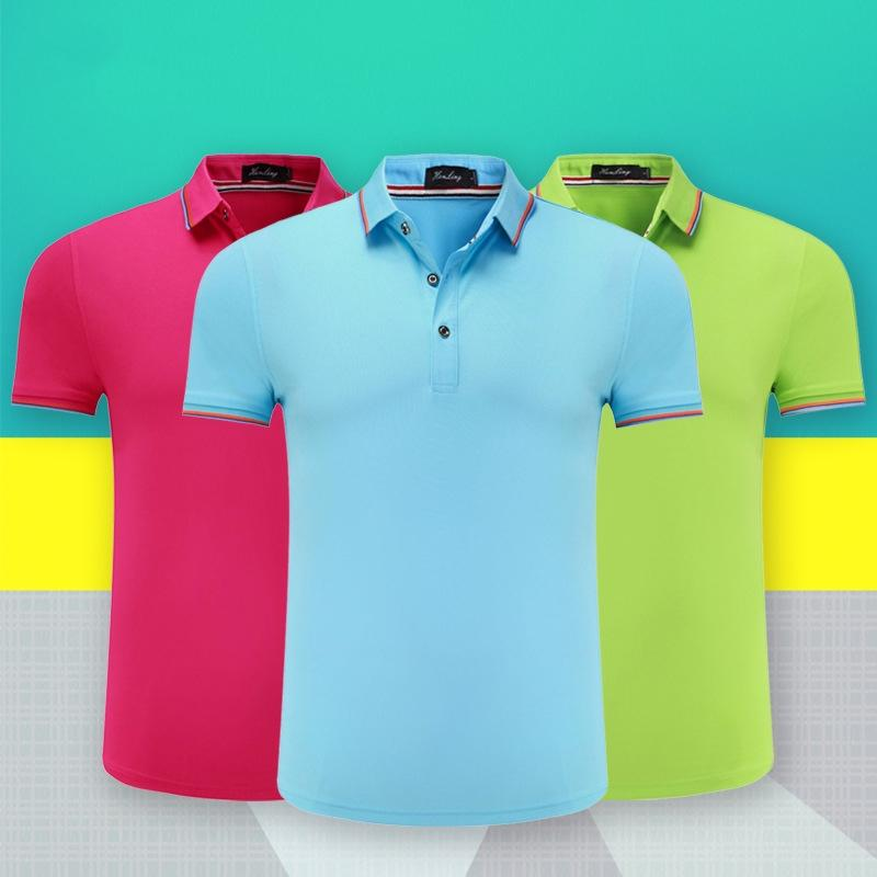 Rommie Red Stripe Polo Shirt