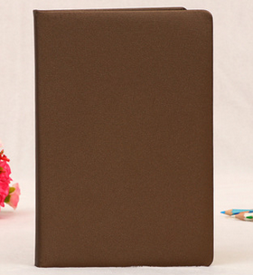 Leather-Bound Recycled Paper Notebook
