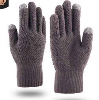 Touch-Screen Capable Gloves