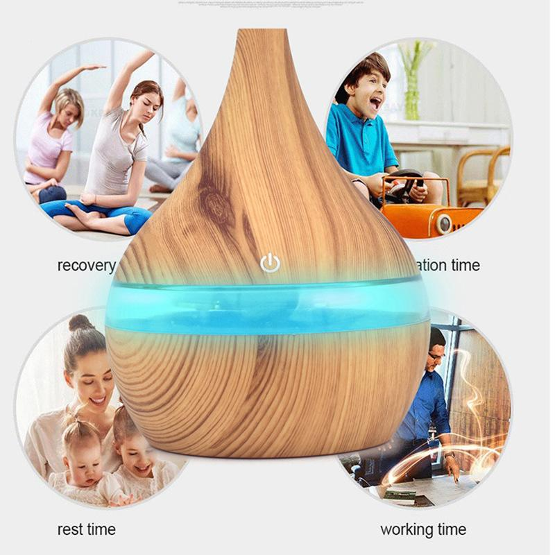 Wooden Aromatherapy Diffuser