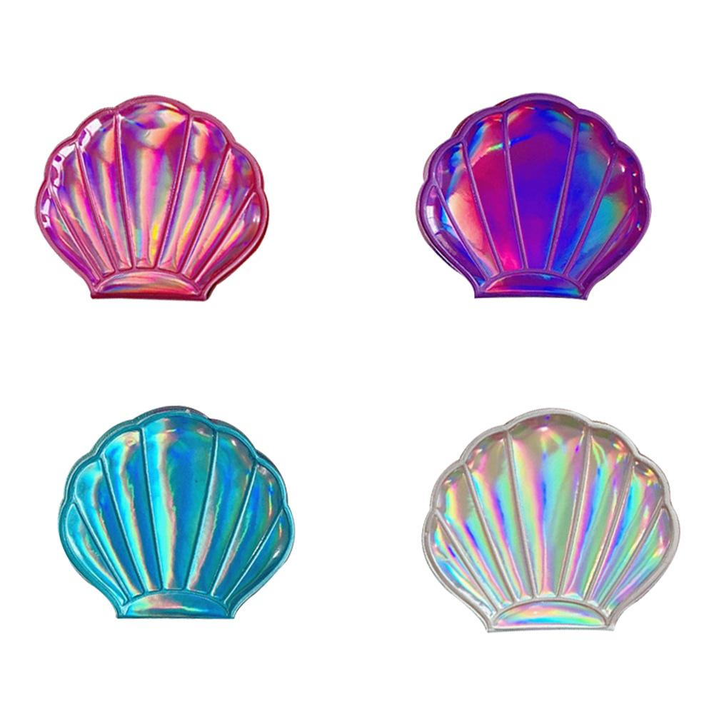 Mermaid Shell Handy Mirror