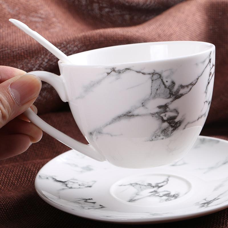 Marble Cup Set