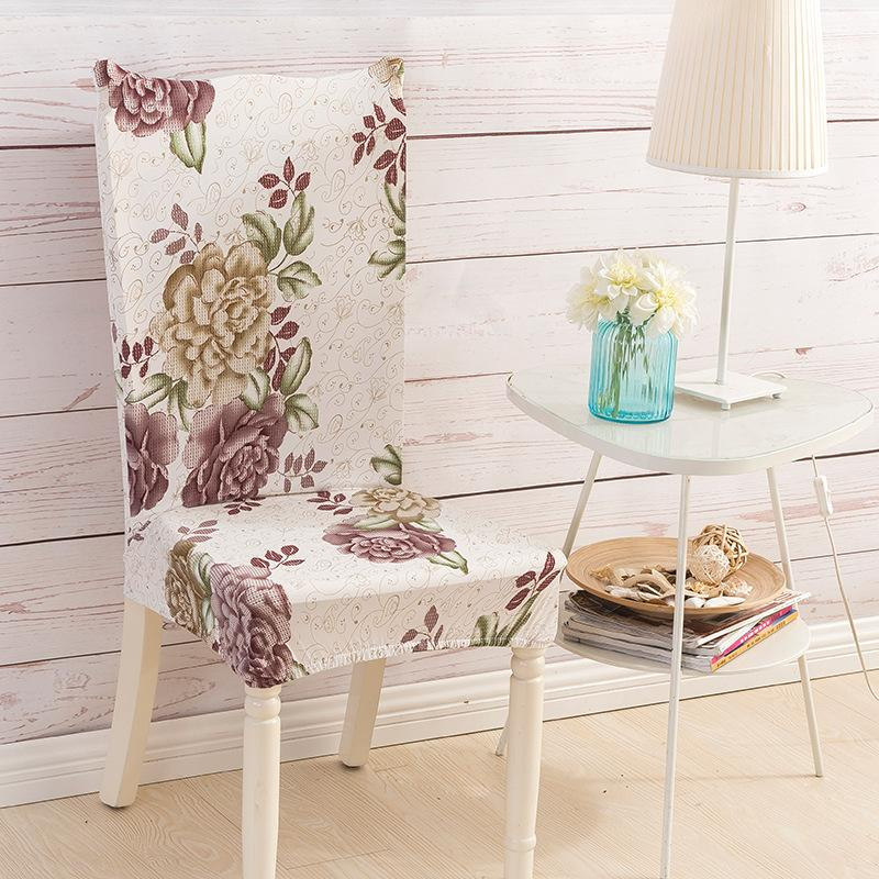 Calming Designed Chair Cover