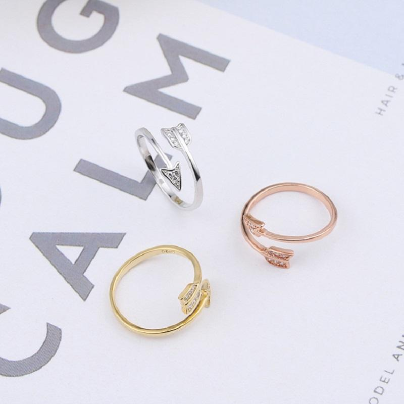 Arrow Open Ring