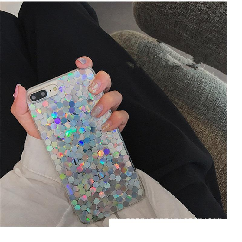 House of Sequin Phone Case