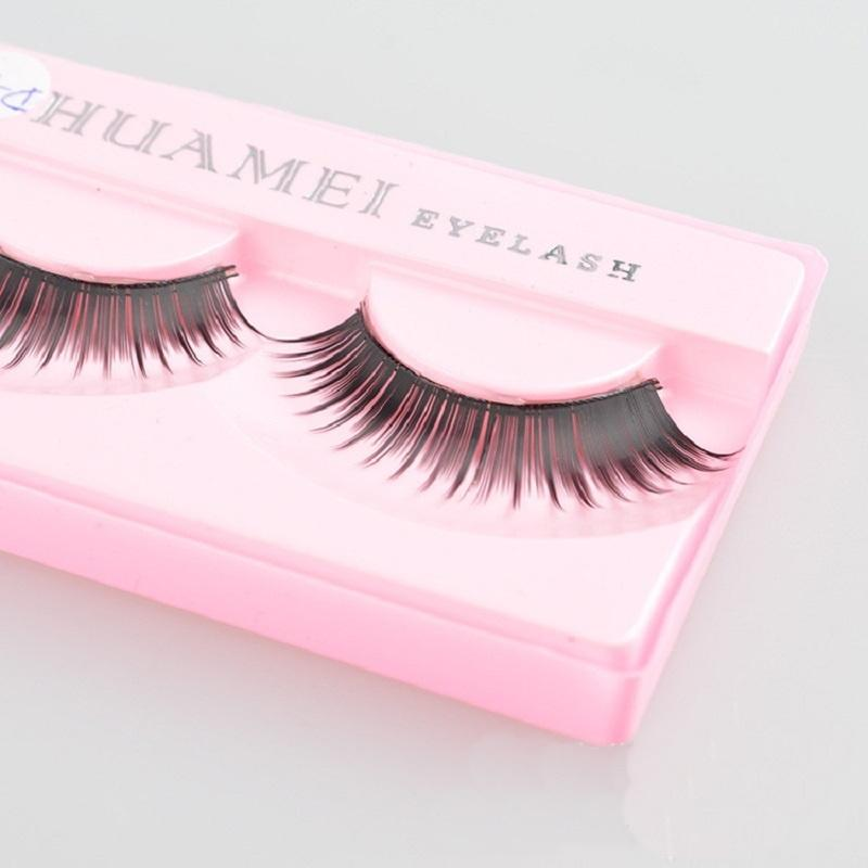 Handmade False Eyelashes (10 Pairs/Set)