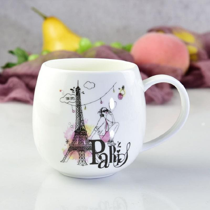 A Day in Paris Mug