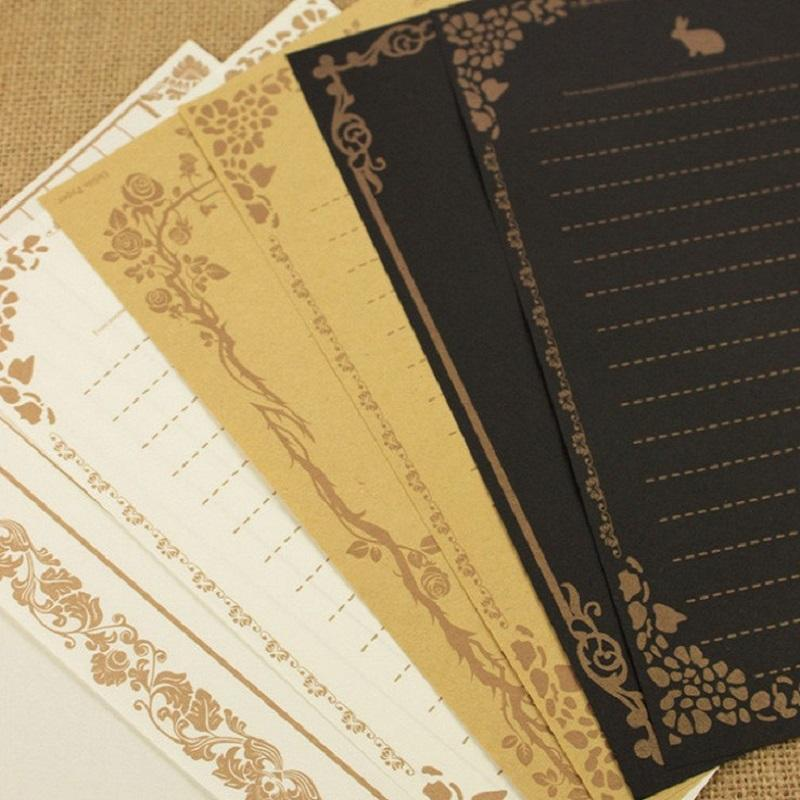 Vintage Stationery Papers