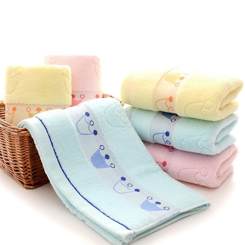 Baby Crown Bath Towel