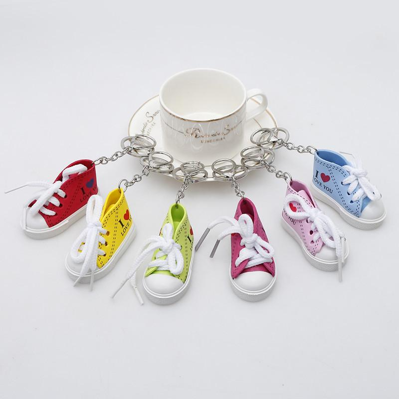 Sneakers Keychain