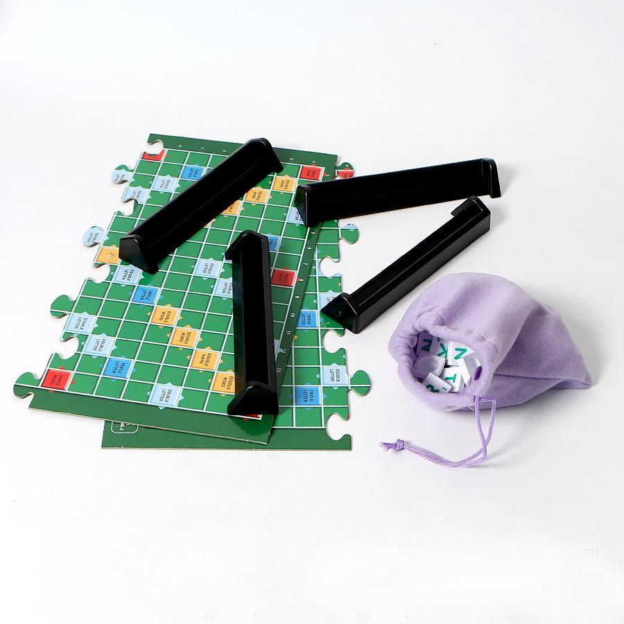Children's Scrabble Board Game