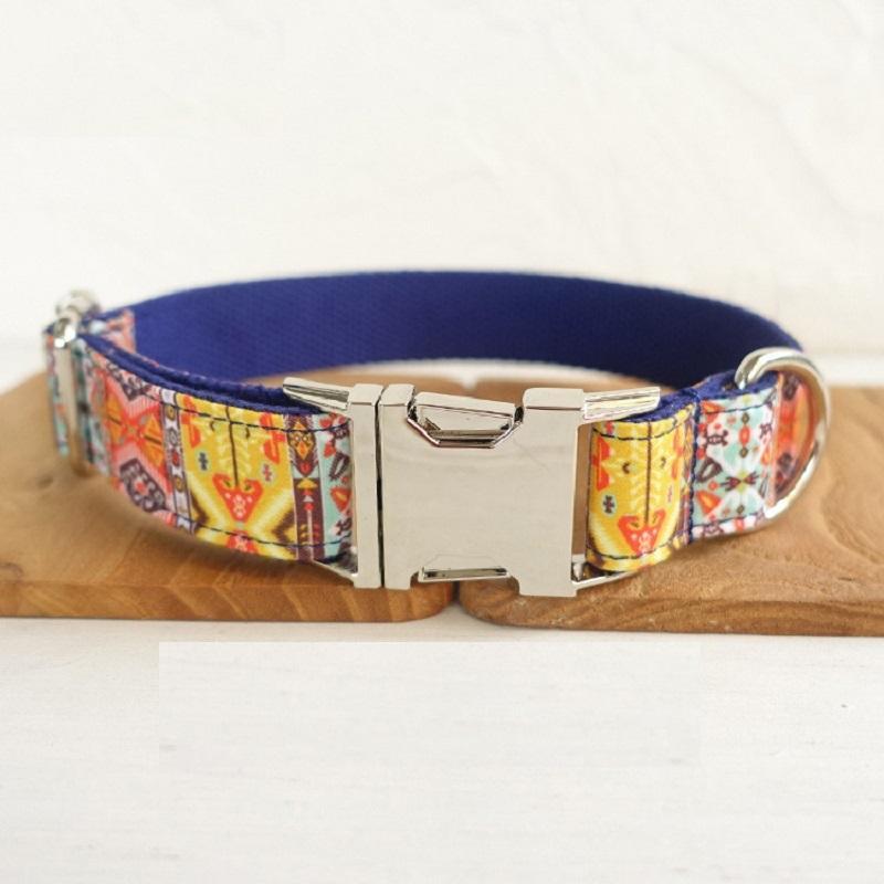 Tribal Designed Pet Collar