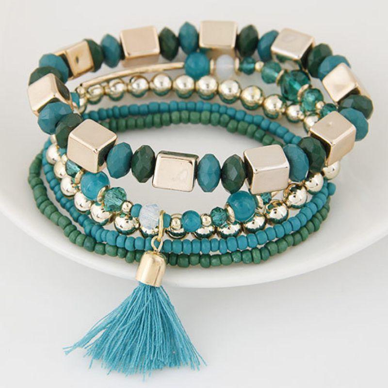 Adventurous Layered Bracelet