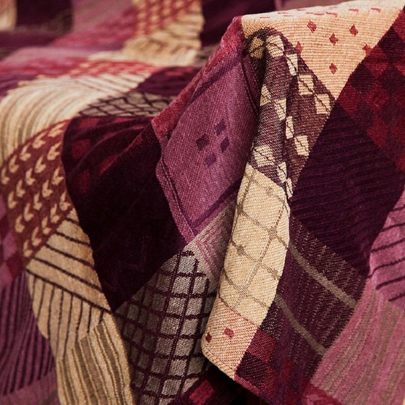 Multi Pattern Sofa Cover