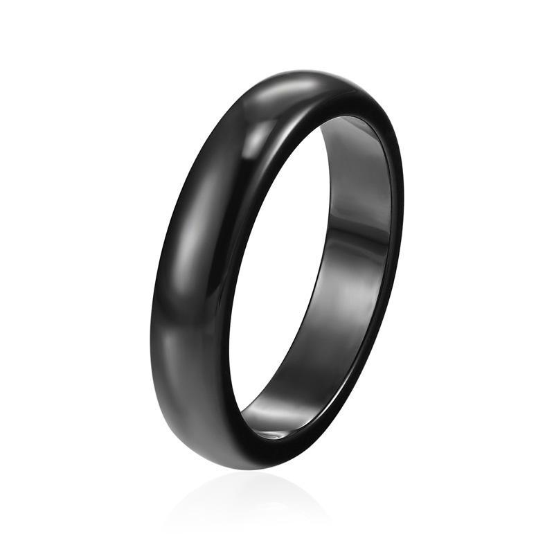 Basic Achromatic Ceramic Ring