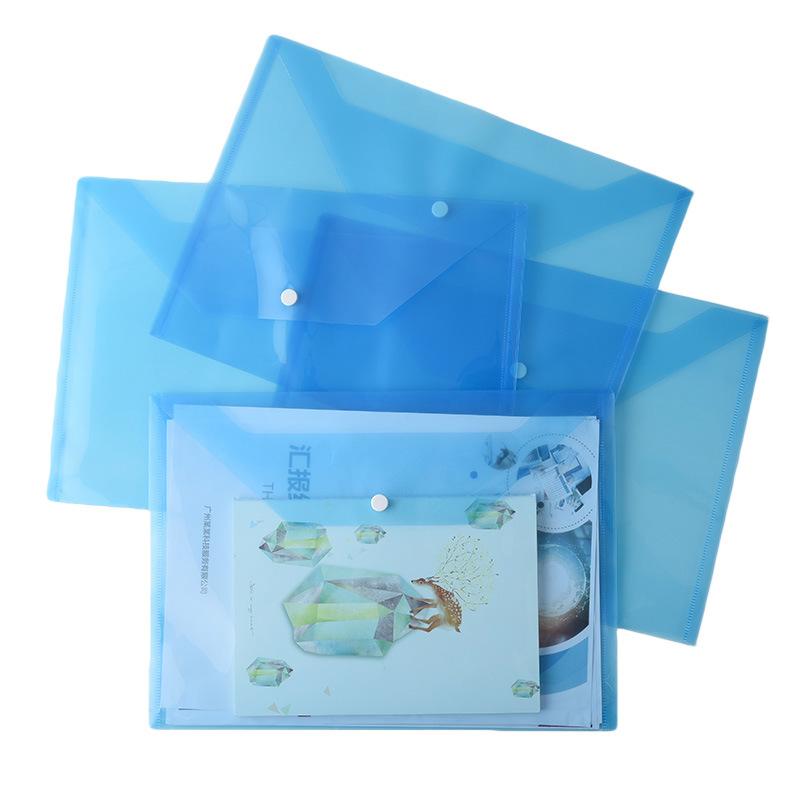 Colored Translucent Waterproof Envelopes