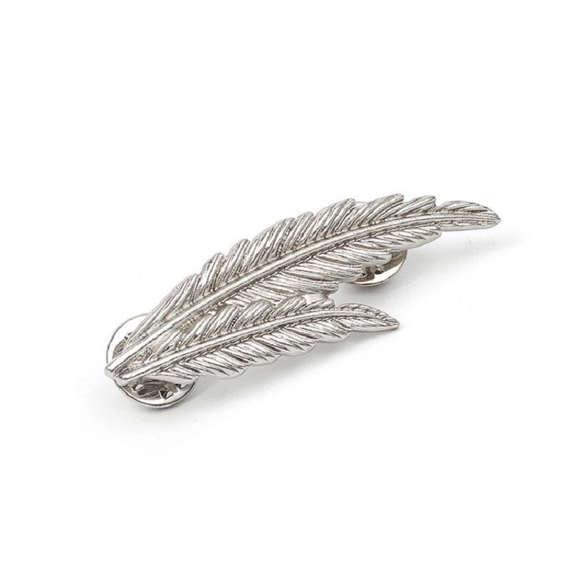 Wishful Feathers Brooch