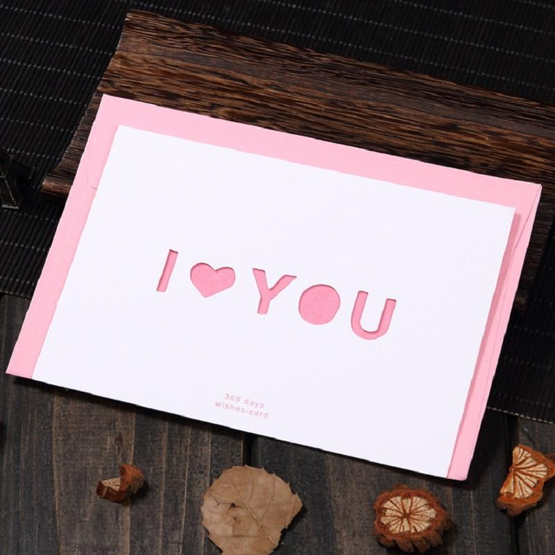 """""""Love is Forever"""" Greeting Card"""
