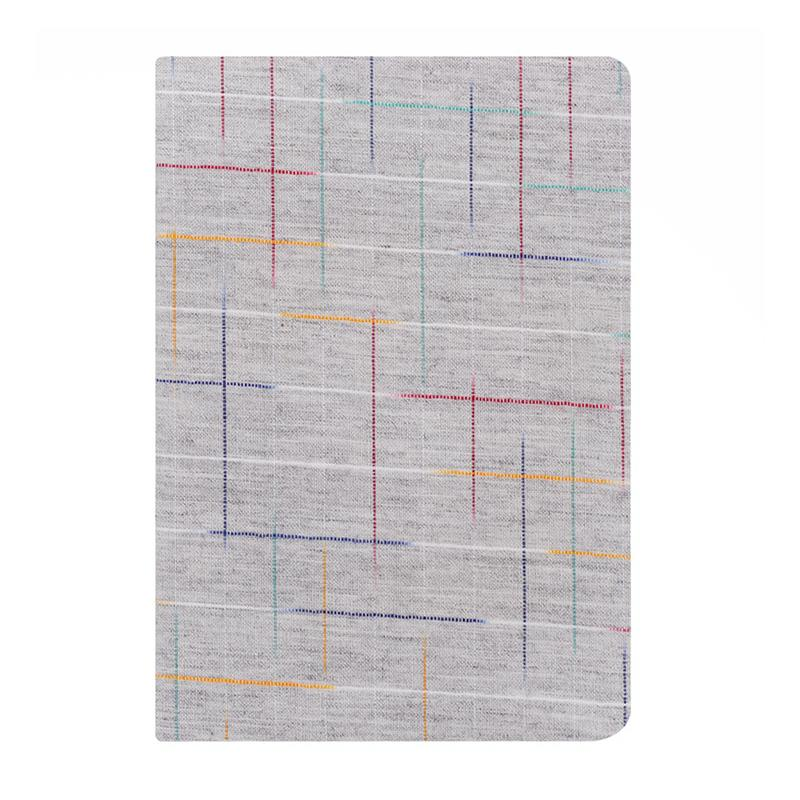Twill Blend Recycled Notebook