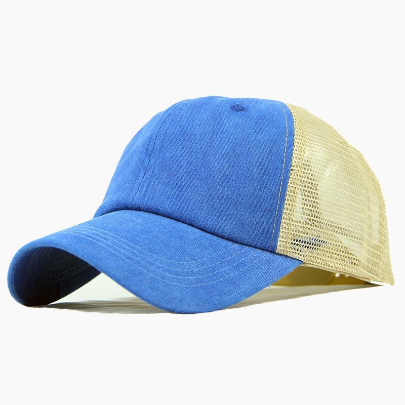 Washed Trucker Hat
