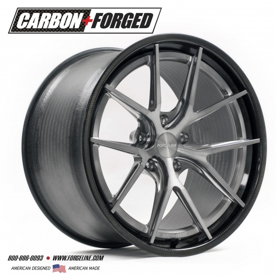Forgeline Carbon Forged CF201