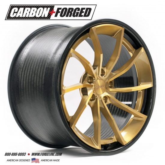 Forgeline Carbon Forged CF202