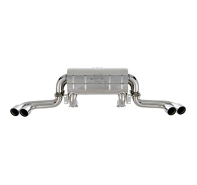Tubi Style Ferrari F360 Spider Exhaust System (non-valved)