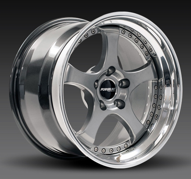 Forgeline Heritage RS3
