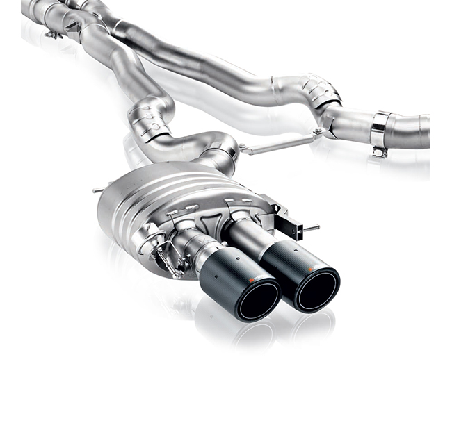 Akrapovic Evolution (Titanium) BMW M3 (E90/E92/E93)