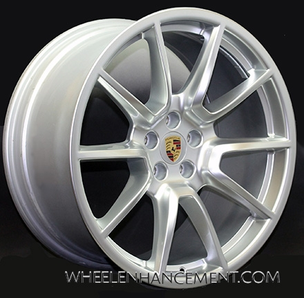 Porsche Macan Sport Design wheel