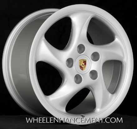 Porsche 993 Turbo Look/Technology wheel