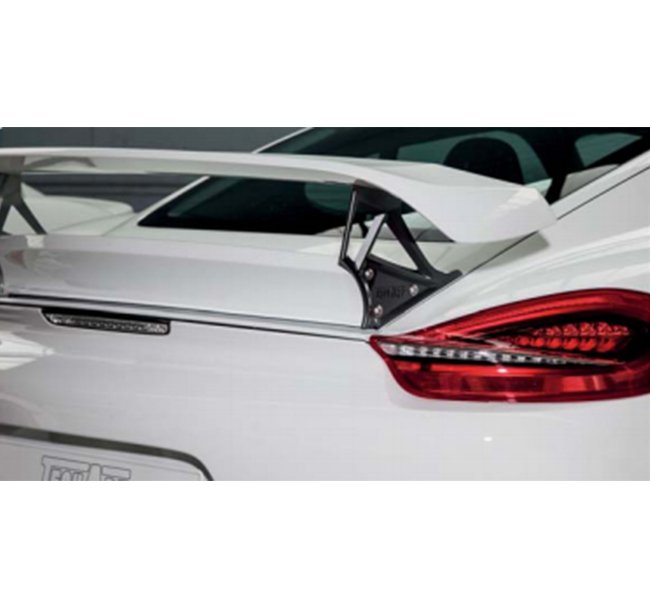 TECHART Rear Spoiler II for Porsche Cayman (981)