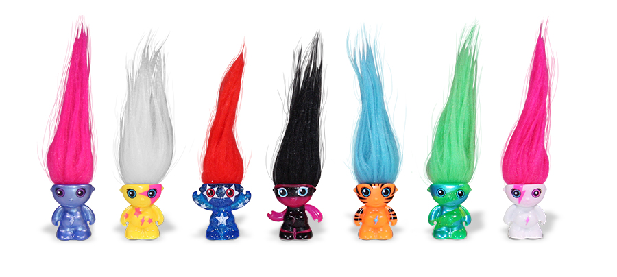 Elektrokideez by WowWee: Collectible pencil toppers