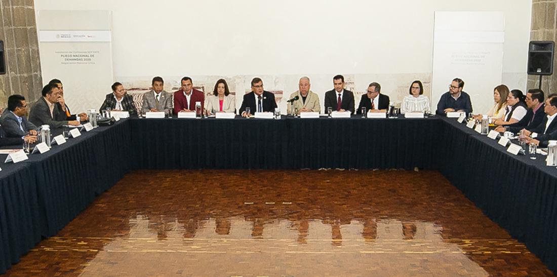 Inicia negociación del PND 2020