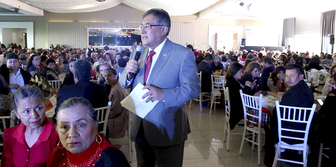 Alfonso Cepeda agradece a jubilados su compromiso con el SNTE y la educación