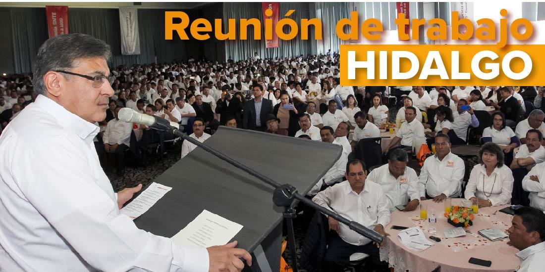 Nadie dividirá al SNTE: Alfonso Cepeda Salas