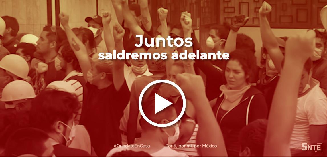 Video: Juntos saldremos adelante