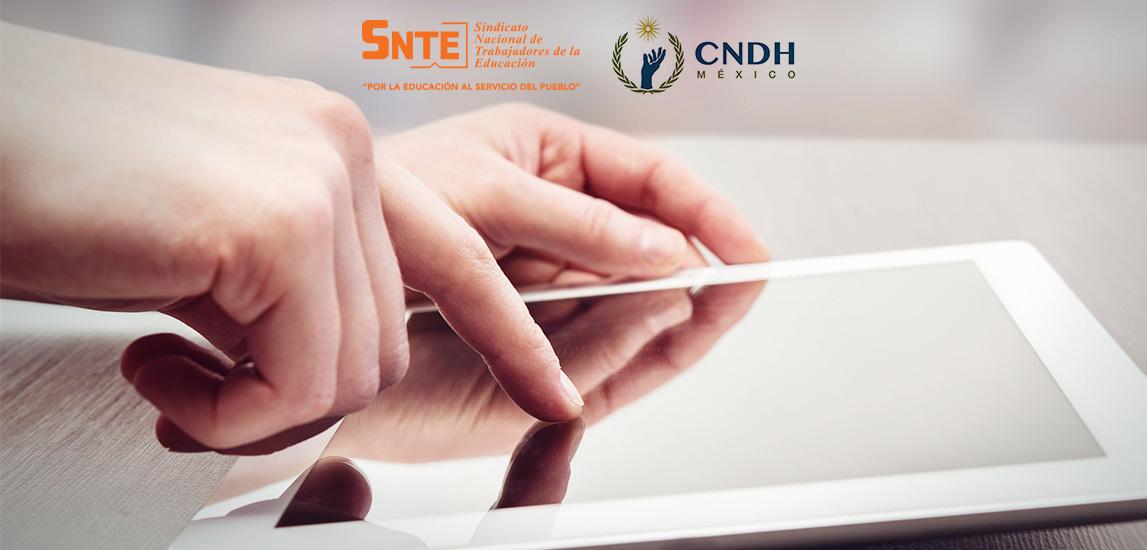 Convocatoria SNTE – CNDH 2020