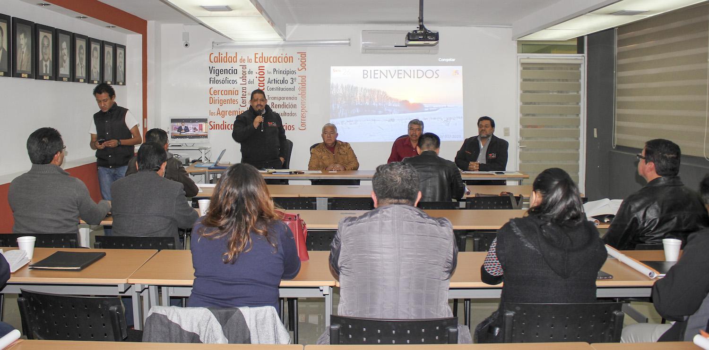 Reunión de trabajo hacia el encuentro Nacional de Instituciones de Educación Media Superior y Superior