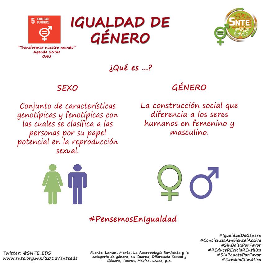 Infografías Igualdad de Género