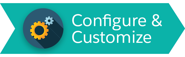 getting started configure and customize npsp power of us hub