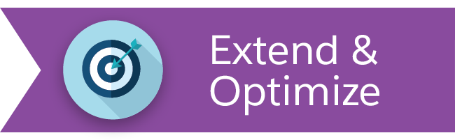 Extend and Optimize