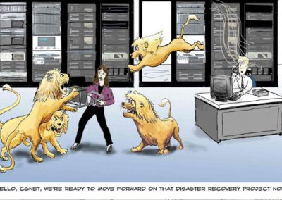 Disaster Recovery Project 900x612px
