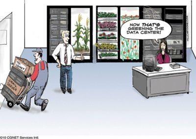 Greening the Data Center 900x612px