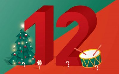 The Twelve Days of Cybersecurity Christmas